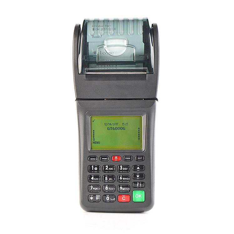 Up to 10% Discount Portable Handheld 3G Restaurant Online Order Printer can DIY logo and remote setting