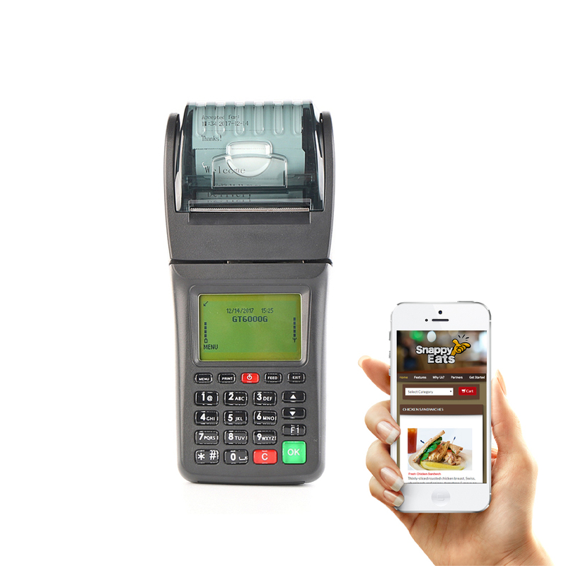 Super Septermber Discount Mobile wireless Food Order 3G Printer with Low MOQ 1PCS