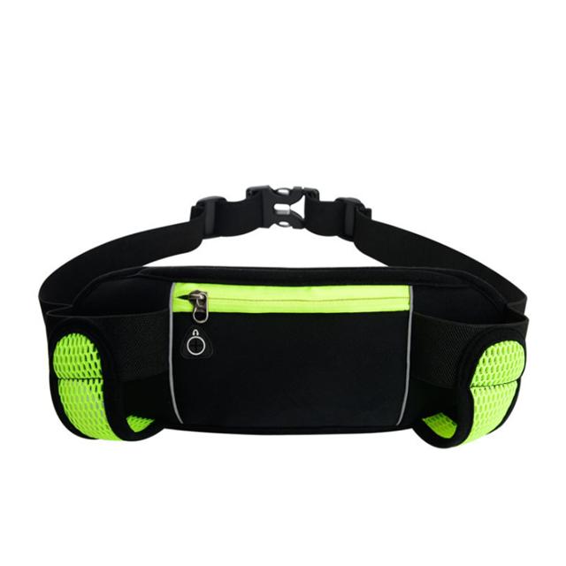 Osgoodway Hot Sale Utility Model Custom Hiking Waterproof Running Waist Belt Bag for Sports Gym