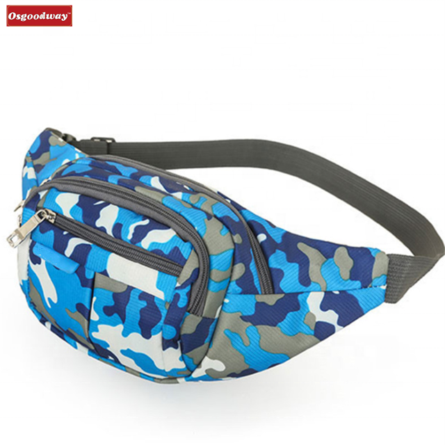 product-Osgoodway-Osgoodway New Products Good Quality Wholesale Durable Waist Bag Sport Fanny Packs