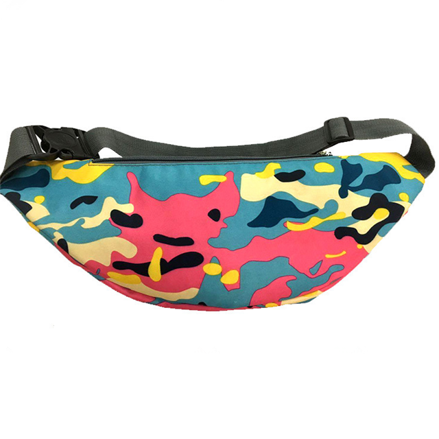 product-Osgoodway China suppliers Canvas Wholesale Travel Fanny Pack Women Coach Waist Bag for Sport-1