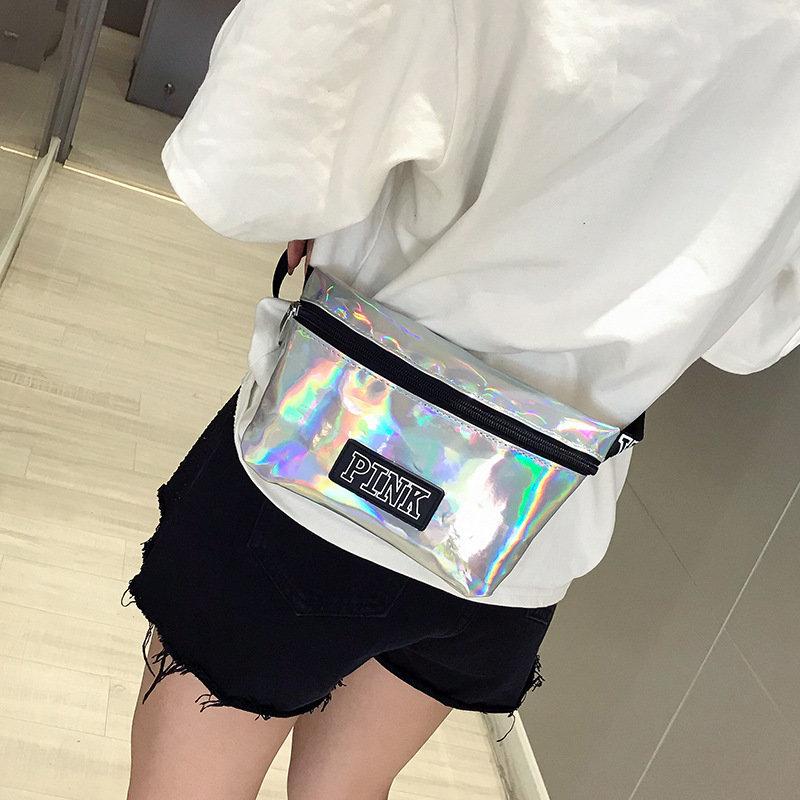 product-Osgoodway-Osgoodway2 Trendy fashion large capacity messenger bag laser ladies shoulder waist