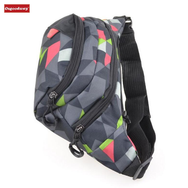 product-Osgoodway-Osgoodway New Products Fashion Durable Wholesale Sport Waist Bag Fanny Pack for Ou