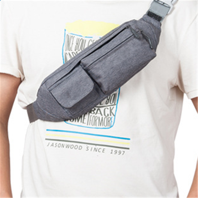 product-Osgoodway-Osgoodway Water Resistant Designer Custom Logo Fanny Pack Waist Bag Phone for Runn
