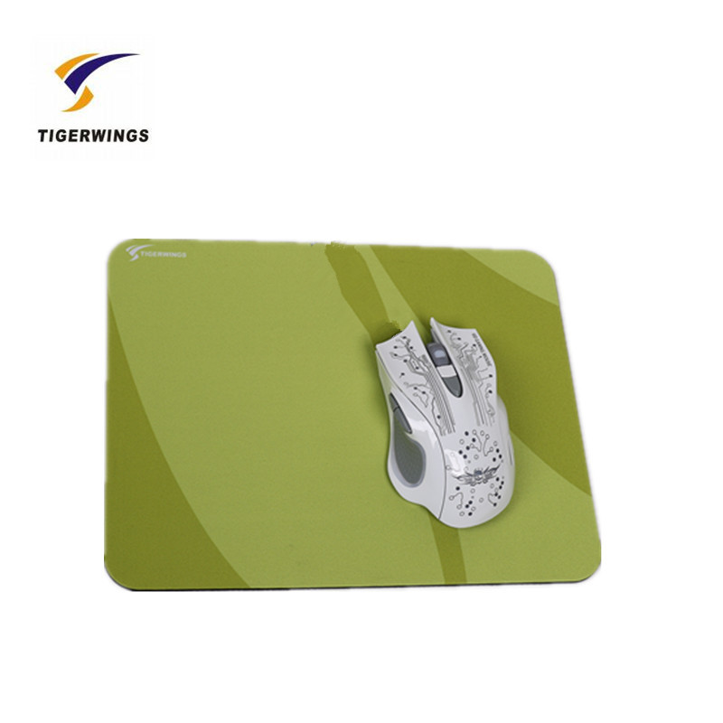 Promotional Logo Printed Natural Rubber Gaming Mouse Pad Personalized