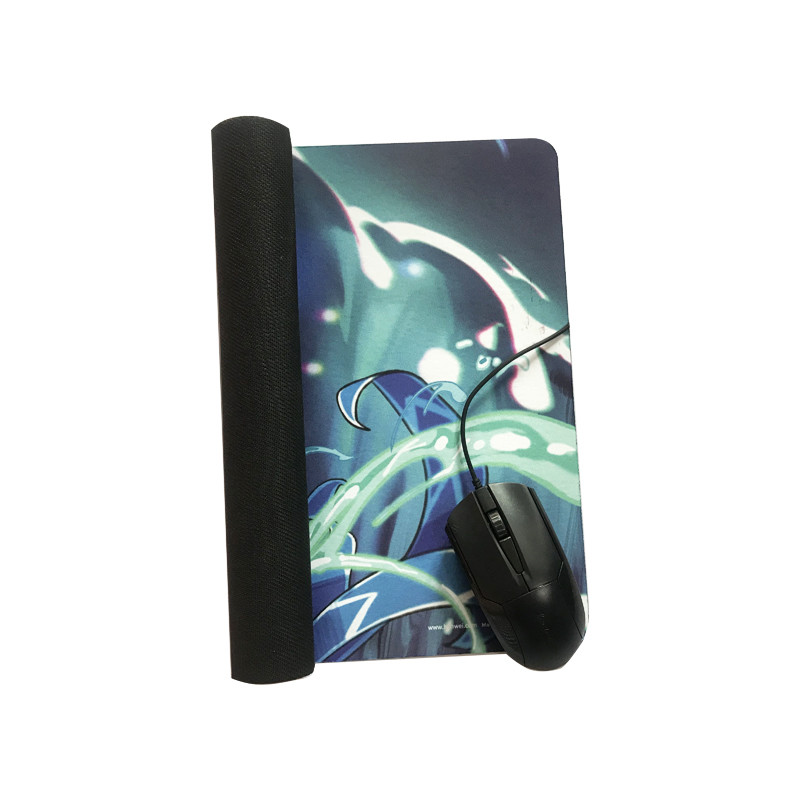 Factory customization Extended Size Non-Slip Rubber Base Special Treated Textured mouse pad