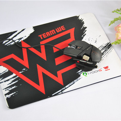 Computer hardware customized anime mouse padrubber oem game mat custom logo gamiang sublimation mouse pad