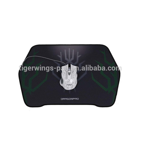Tigerwings sexi beauty customizablity rubber gaming mouse pad