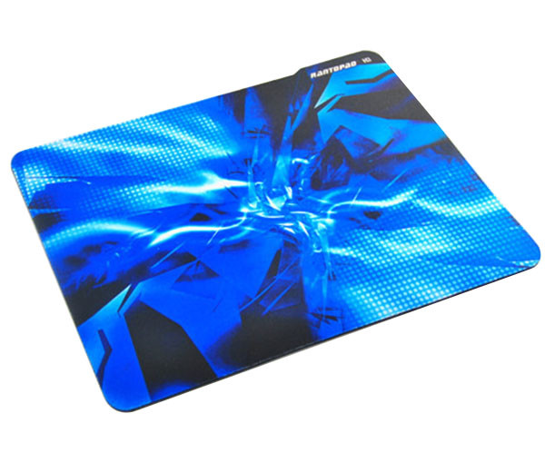 Tigerwingspad comfort washable neoprene computer gaming mouse pad