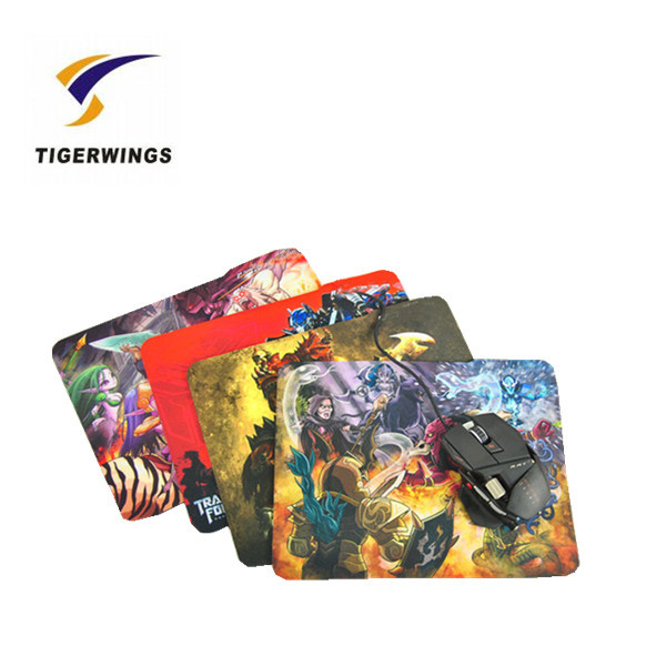 Promotional custom pattern game pad large mouse pad custom size thickness mousepad