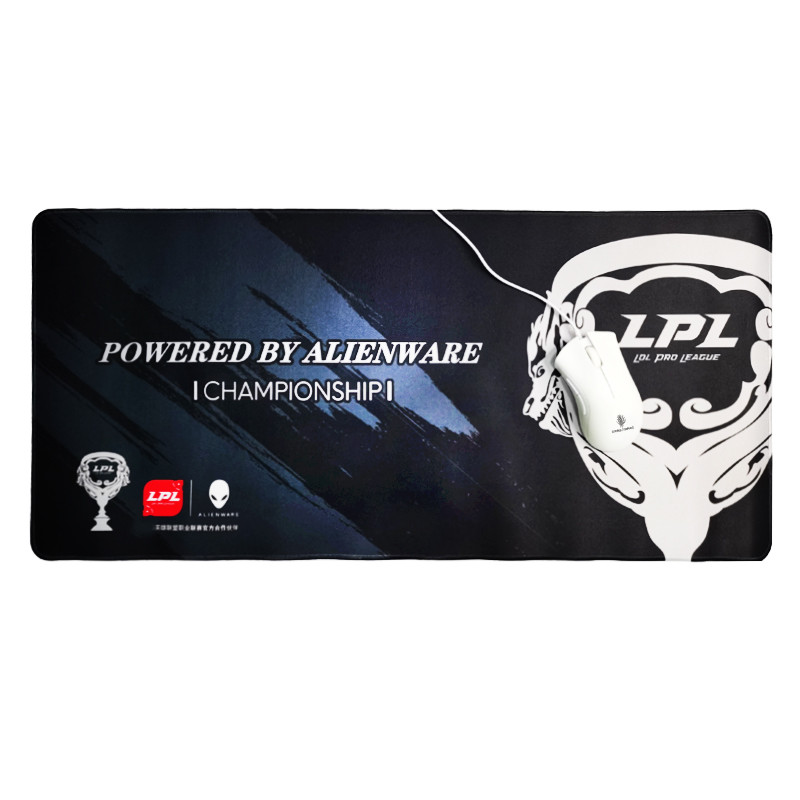 Mouse pad League of Legends series team icon gameing mouse pad large mouse pad OEM mousepad
