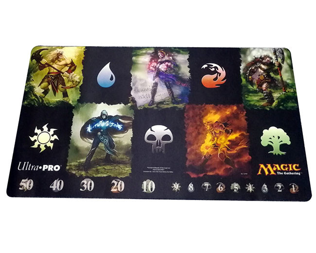 Top-sale Anti-slip Blank Mouse Pad Leather Gaming print mouse pad Carpet mouse pad insert photo