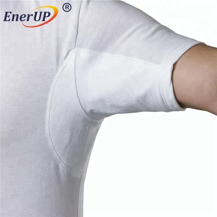 Dry fit underarm sweat proof undershirts