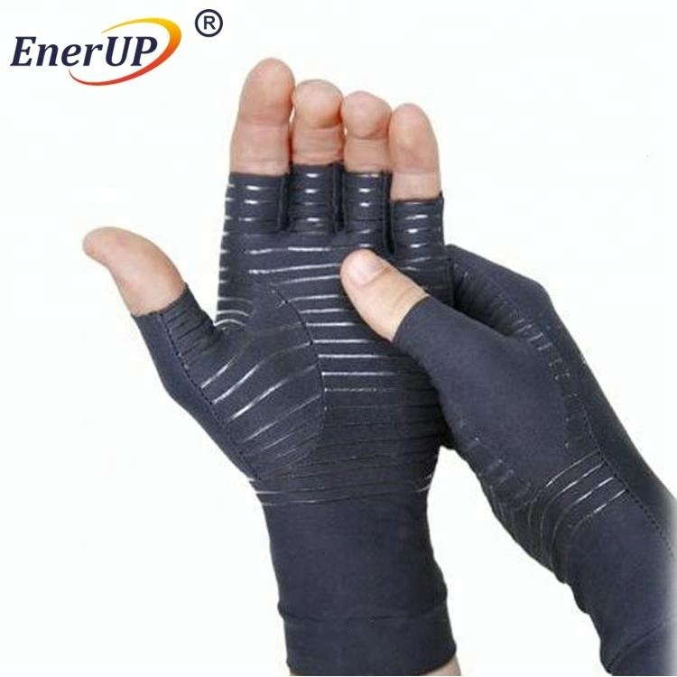 arthritis copper infused compression functional hand gloves
