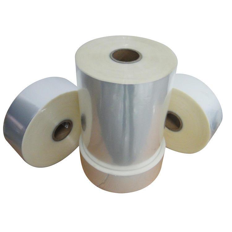 Shrink Film Heatsealble Shrink Sleeve Customize PVC for Printing in Packaging Transparent Food&medicine Film Soft Moisture Proof