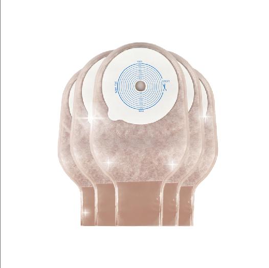CELECARE Ostomy Bags Medical One-piece Colonoscopy Bag Ileostomy Pouch 15*27CM