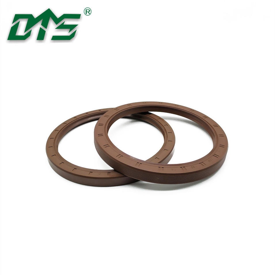 Double Lips Rubber FKM/FPM Hydraulic Motors Oil Seals TG for Engine