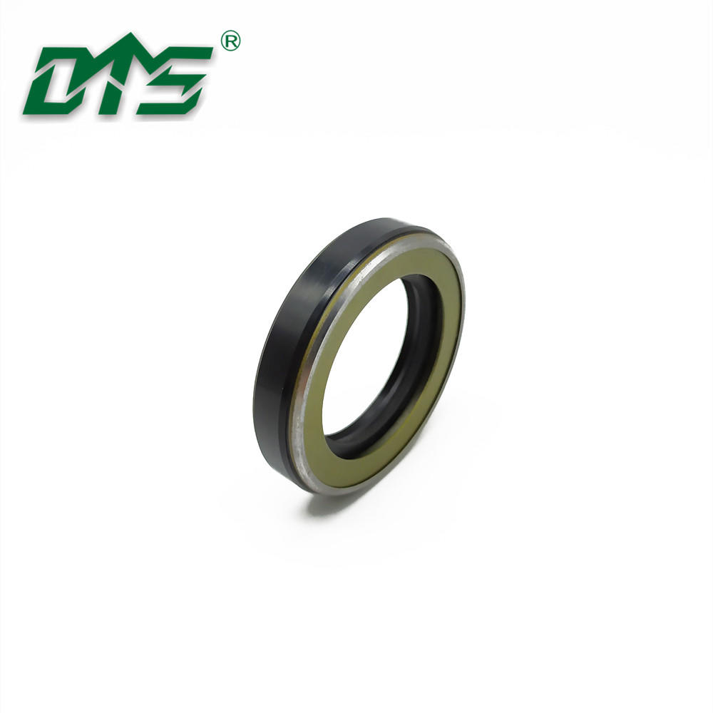 Hydraulic Crankshaft Spare Parts Rubber NBR Oil Seal Type TCN