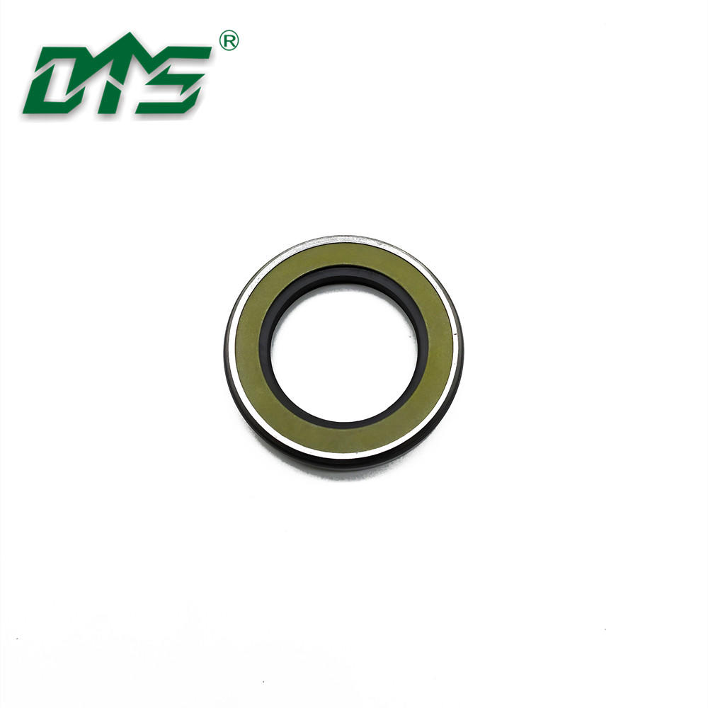 Hydraulic Crankshaft Spare Parts NBR Oil Seal Type TCN
