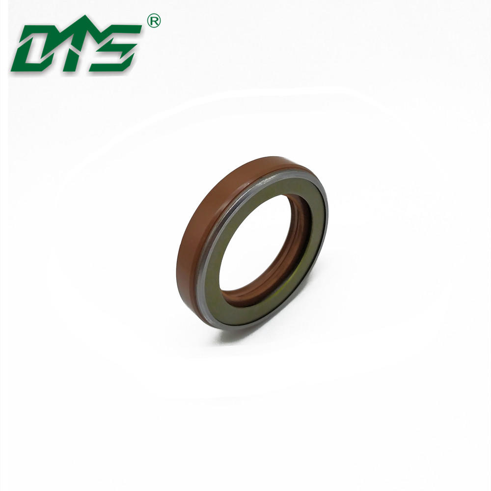 Double Lips FKM and Metal Rotating Shafts Oil Seals TCN