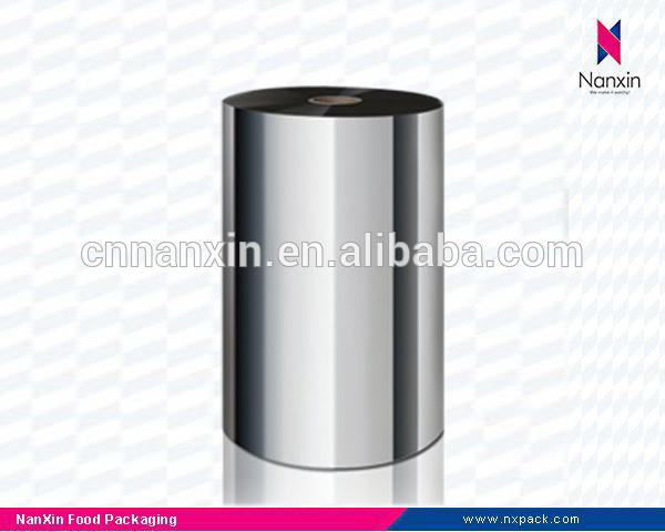 food packaging plastic roll VMOPP film