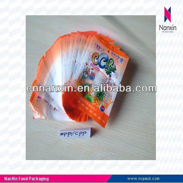 plastic laminated film roll for auto packaging