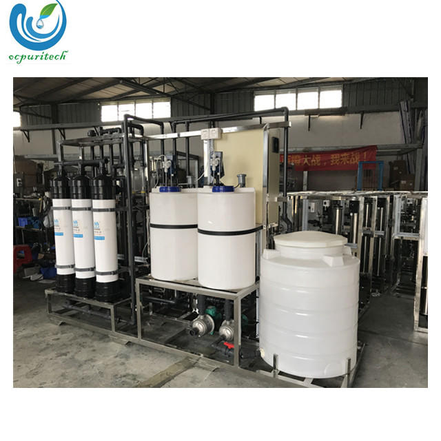 2.5TUF/RO/ purifier Water Plant water system
