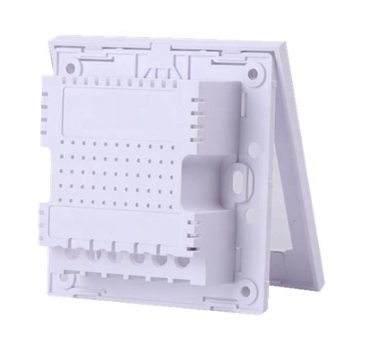 ABS CNC parts prototype ,Rapid prototype plastic case silicone mold vacuum casting