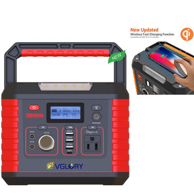 The Power Pot Best Outdoor 300w Mobile Mini Battery Electric Portable Generator