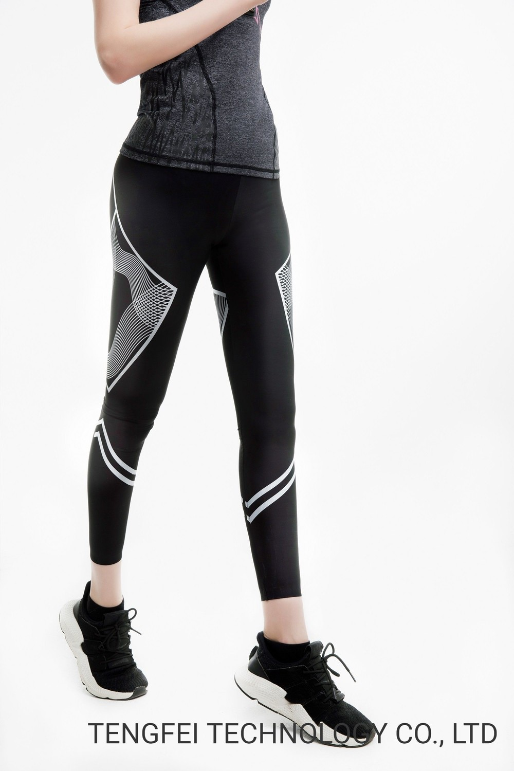 Limax Slimming Sports Yoga Leisure and Compressive Legging