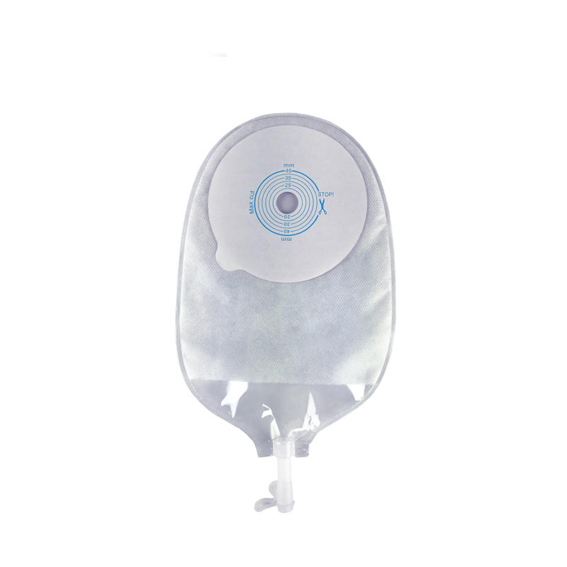 Online New Medical One Piece Ostomy Bag Pouch Of Stoma Colostomy Bag