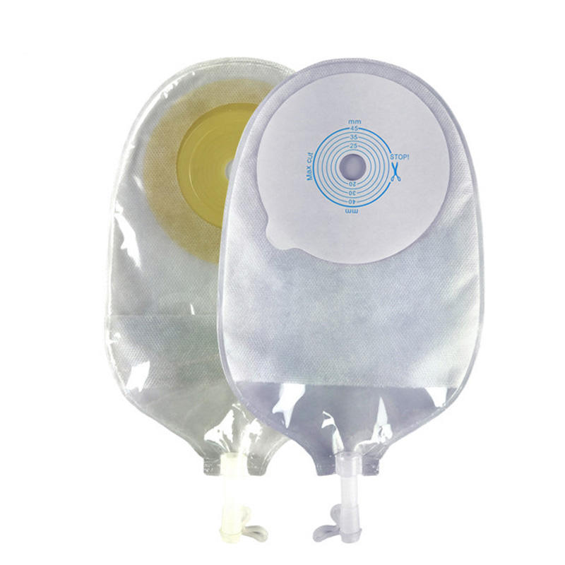 One-Piece Urinary Bladder Bag Medical Collection Urinary Drainage Bag