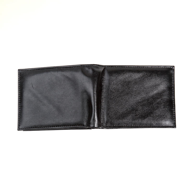 Hot sales high qualitygenuine leathersmall handmade wallet for men