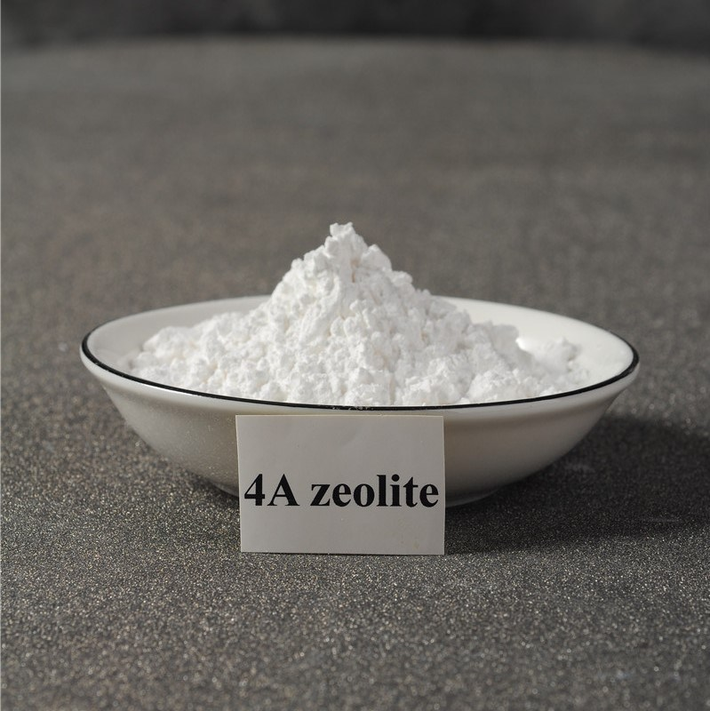 Washing Powder Raw Material 4A Zeolite Powder for Detergent CAS 1318-02-1