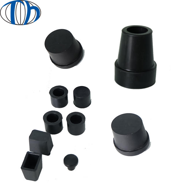 accelerator pedal rubber brake pedal rubber feet factory Manufacture