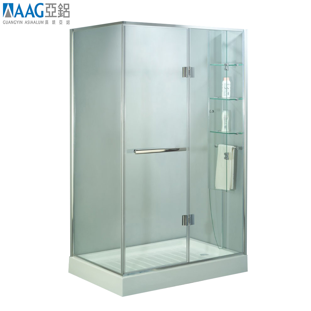 1200mm sliding shower door modern bathroom enclosure