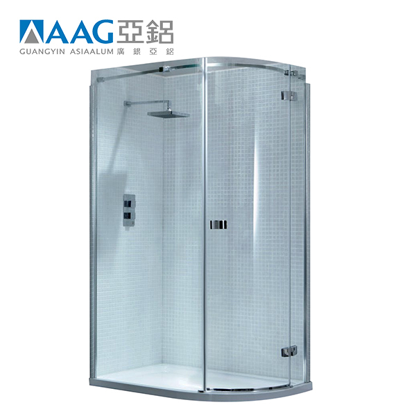 Hot Selling Top Quality Aluminum Shower Enclosure,Shower Aluminum Extrusions