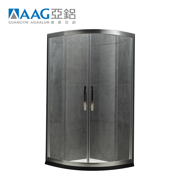 Factory Price For Aluminum Profile glass shower enclosure
