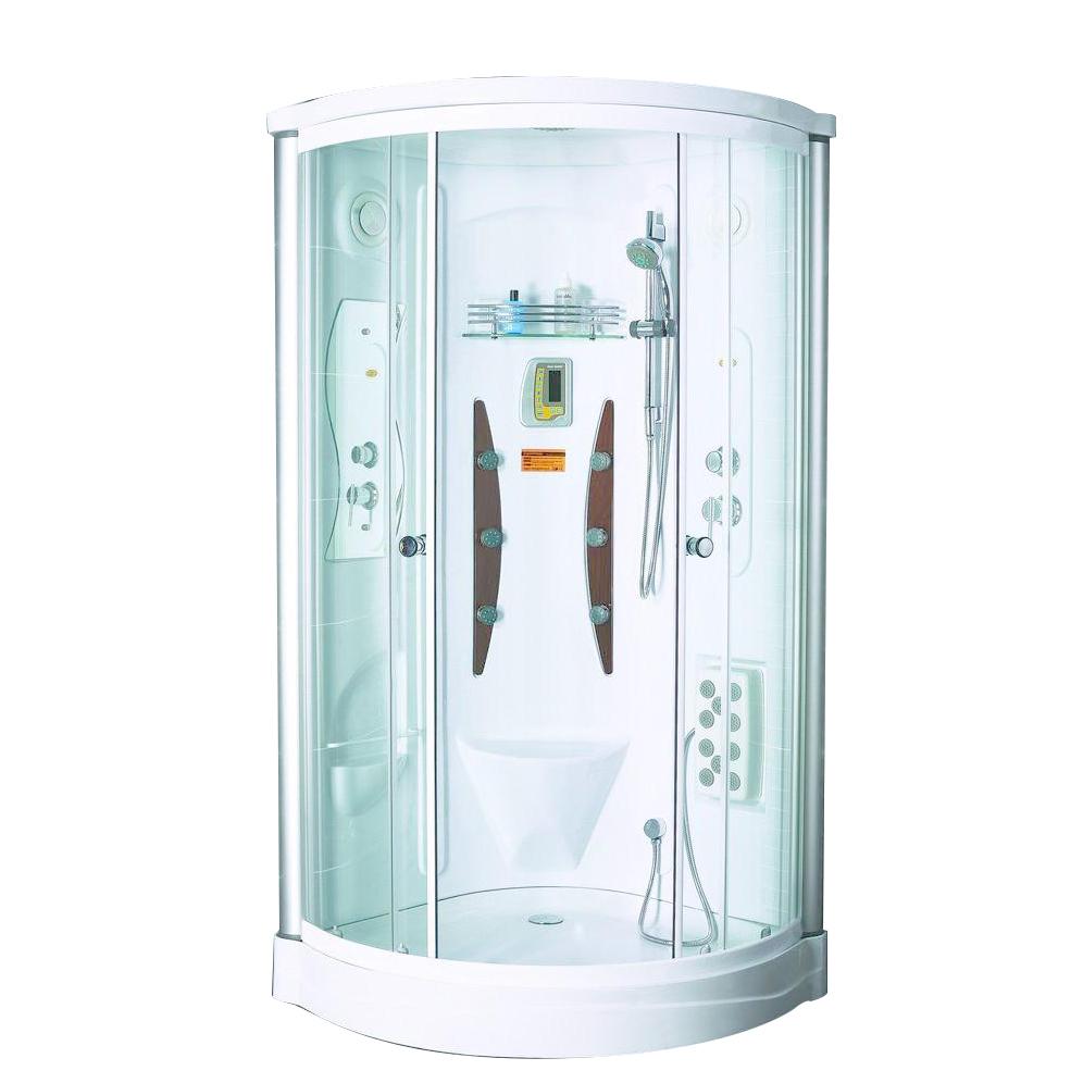 Brand New Layout Aluminum Alloy Shower Room Shower Cabin