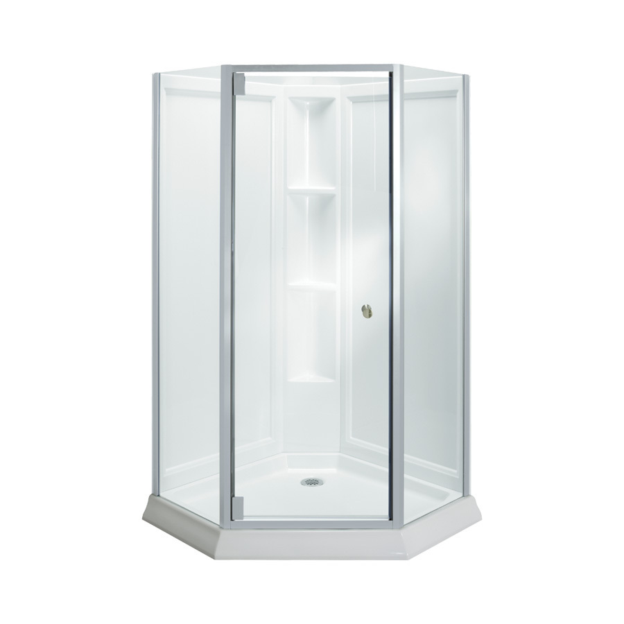 Good lookFiberglass Shower Stall Enclosures Prefabricated