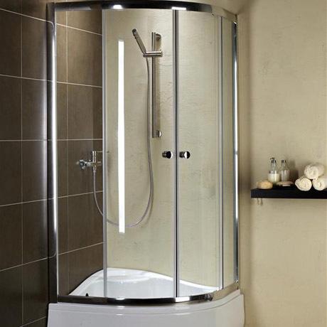 Good quality steam shower room,aluminum shower door frame
