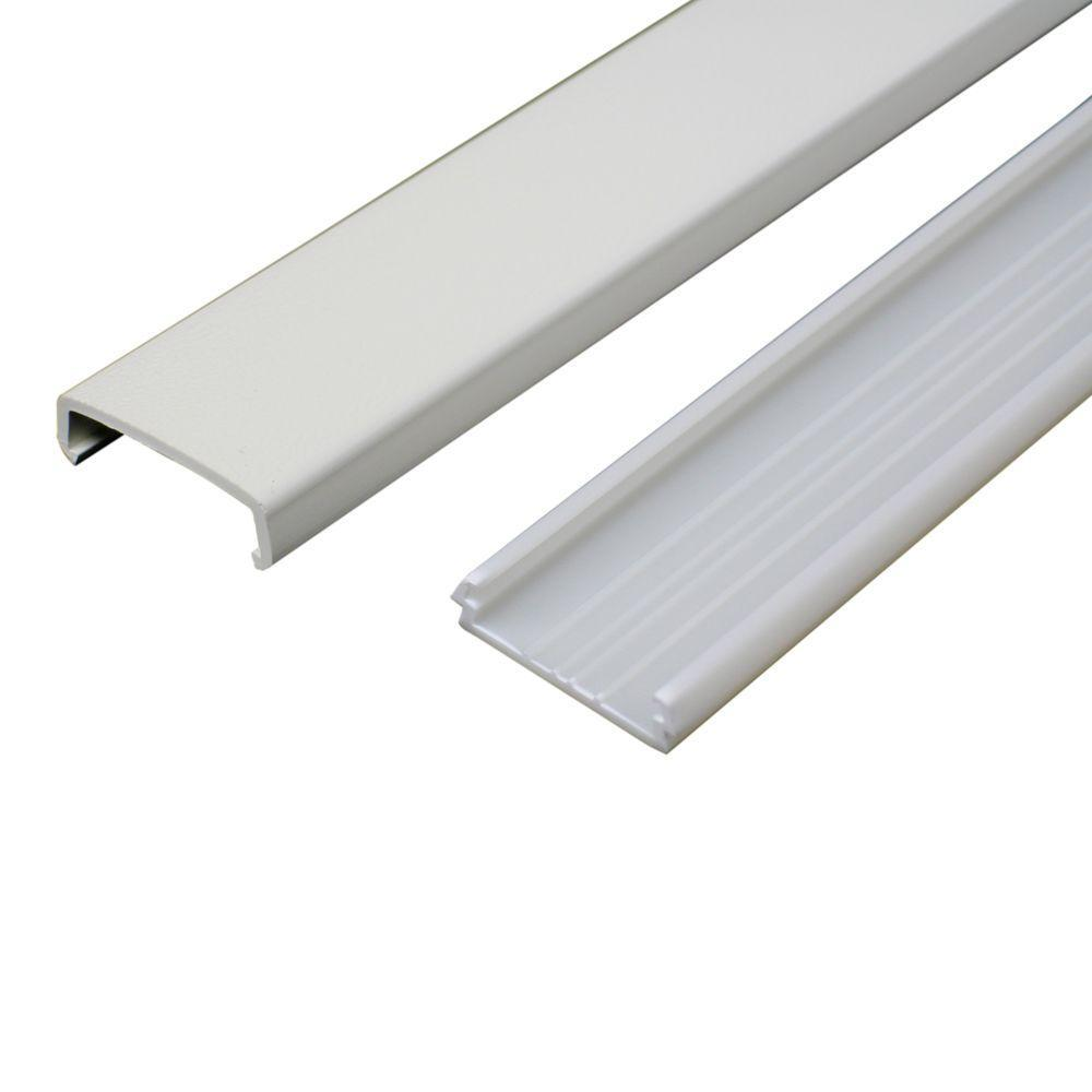 OEM Price Aluminum Profile for LED Mounting Profile with Walk-in and Drive-on covers