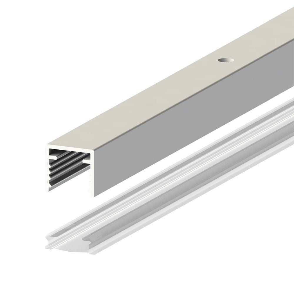 Different Shape ofLED Strip Channel Energy-Efficient
