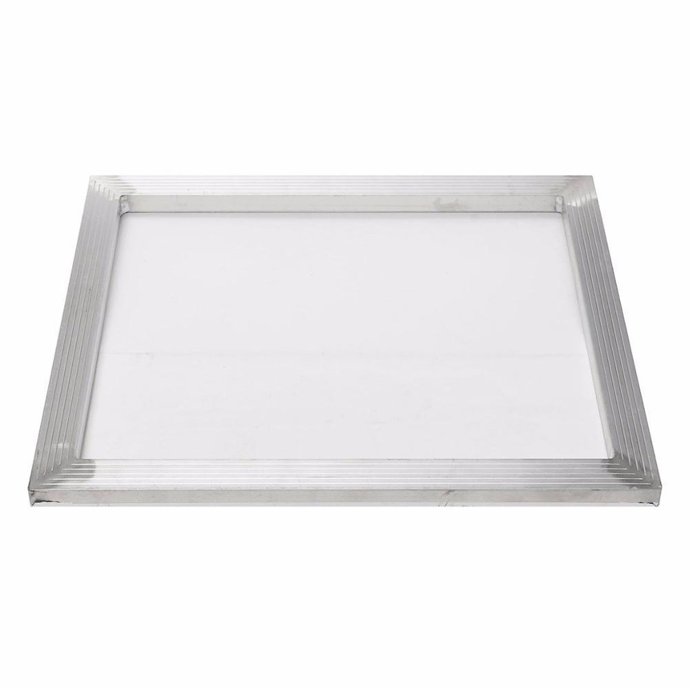 Top Quality Aluminum LED Light Box Profile Silver