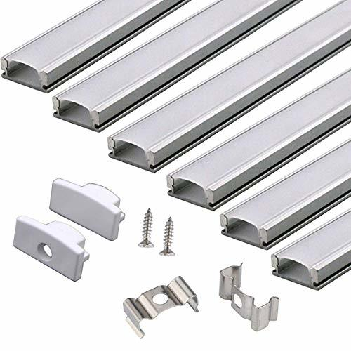 Groove Aluminium LED Profiles for Easy life