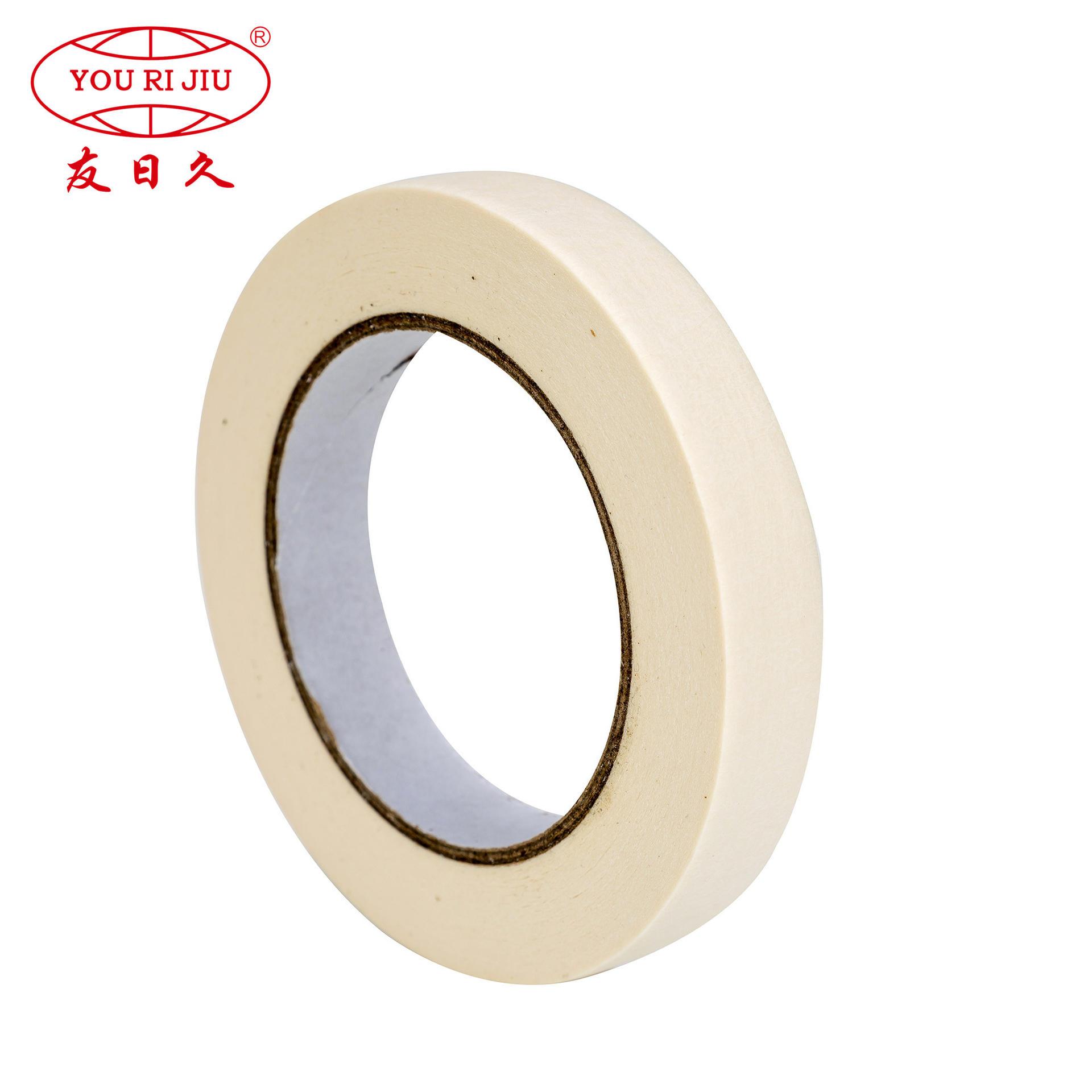 China manufacturer wholesale auto car painting cheap masking tape