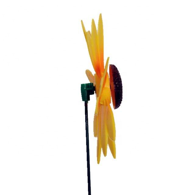 product-Osgoodway-Osgoodway Newest design Garden Ornament Factory Price Plastic Flower windmill deco