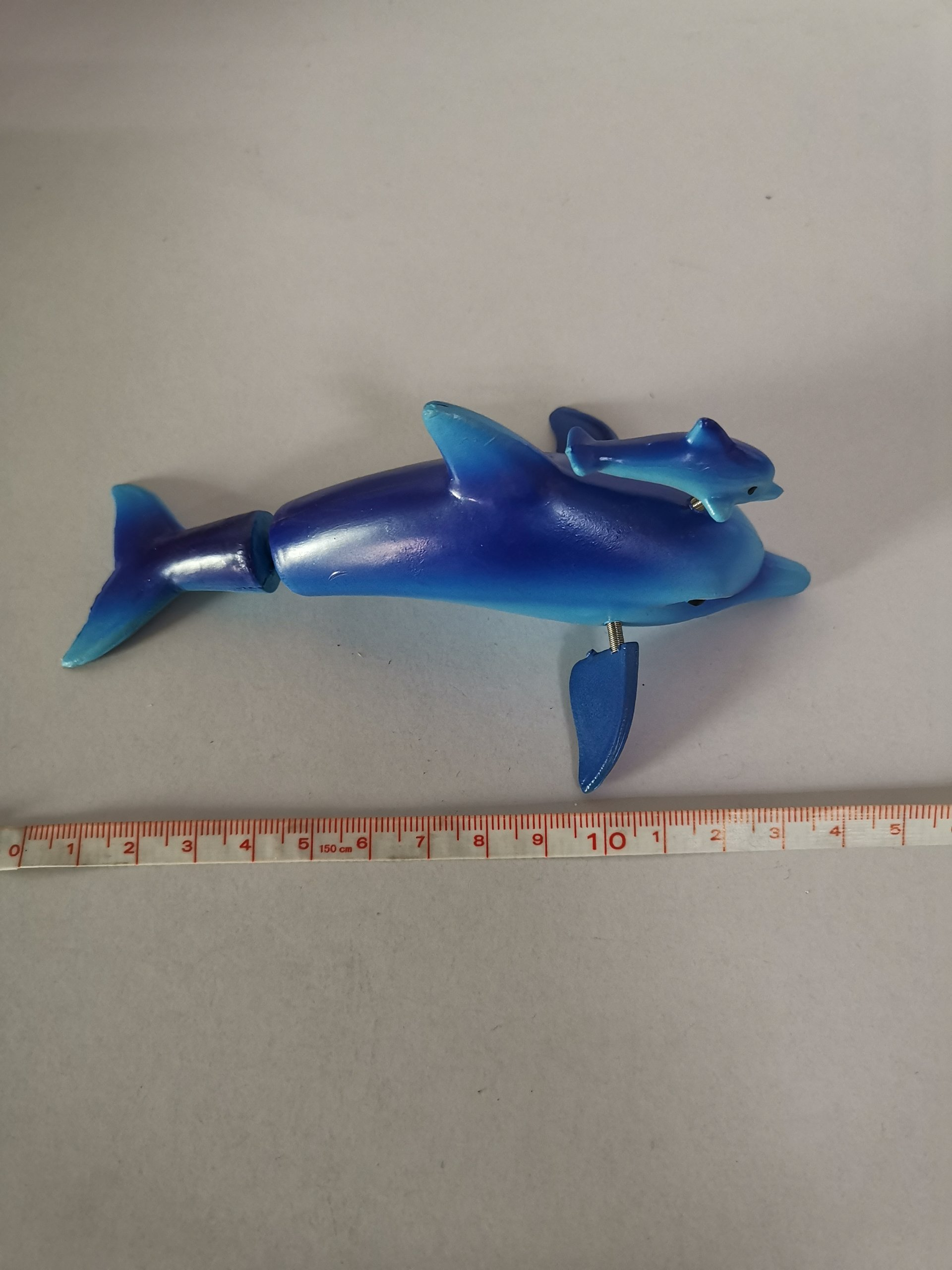 product-Osgoodway China Wholesale High Quality CuteMarine Animal Plastic Dolphin Garden Stake Garden-1