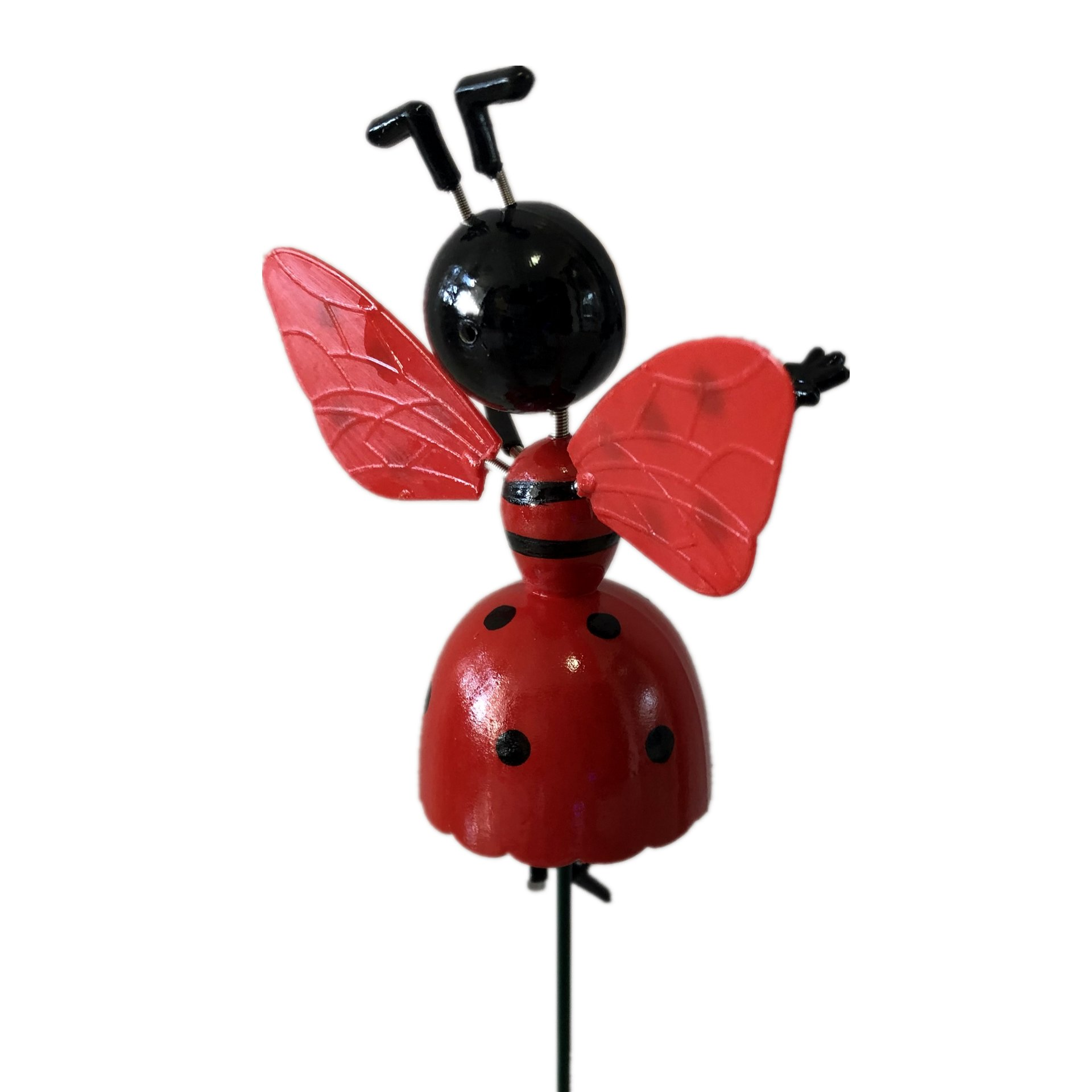 product-Osgoodway-Osgoodway 2020 New Hot Selling Wholesale Ladybird Fairy Garden Ornaments for 4 Col
