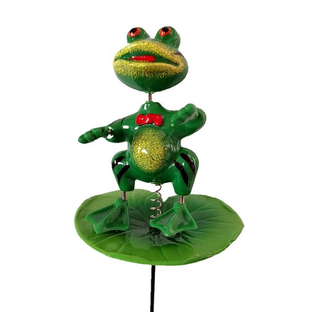 product-Osgoodway-Osgoodway wholesale high quality toy green Frog animal ornament garden decor for o
